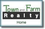 Town and Farm Logo